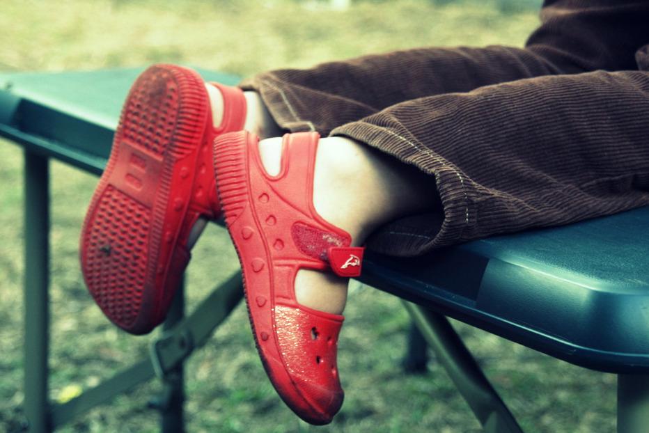 Dorothy's Shoes II